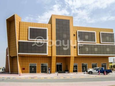 استوديو  للايجار في شارع الملك فيصل، أم القيوين - للايجار ستديو قريب من نستو
