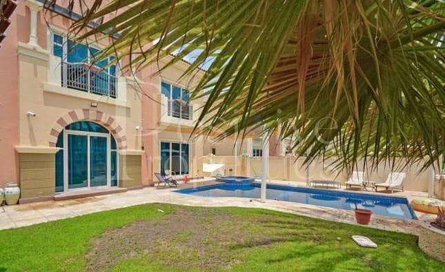 13 Golf course View   Private Pool   Upgraded