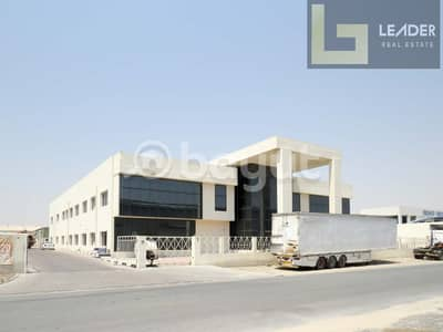 مبنی تجاري  للايجار في جبل علي، دبي - Office Building With Warehouse l Power 350 Kw l  35000 sq ft l @20 aed Sq ft