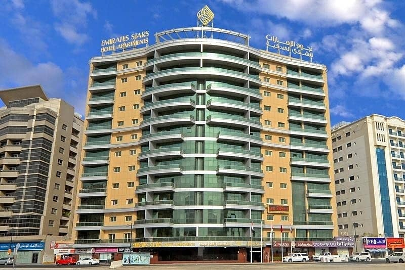 2 Emirates Stars Hotel Apartments Dubai