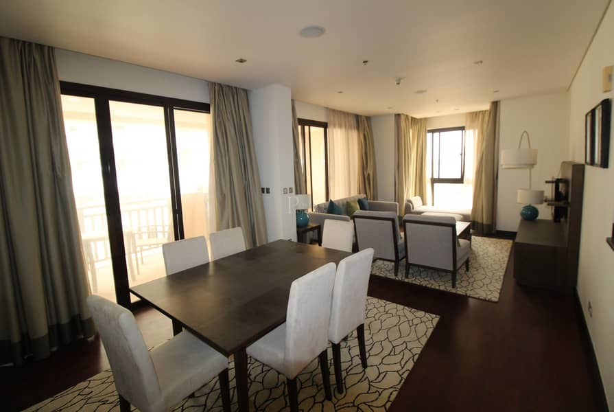 2 Stunning Views | Fully Furnished | Multiple Options