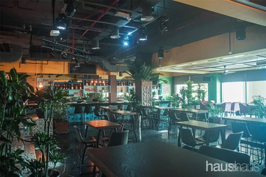 Fully Fitted Bar Restaurant in JBR| 5am Licence