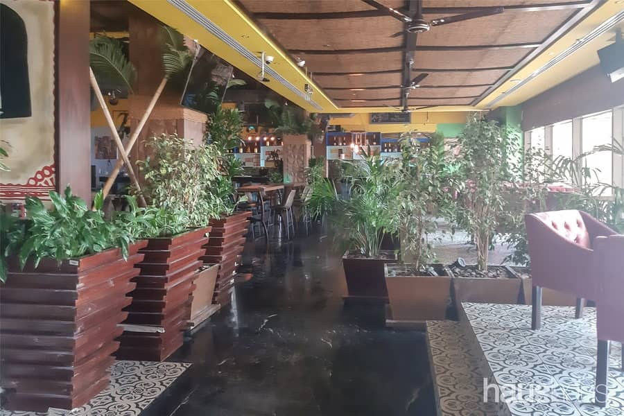 10 Fully Fitted Bar Restaurant in JBR| 5am Licence