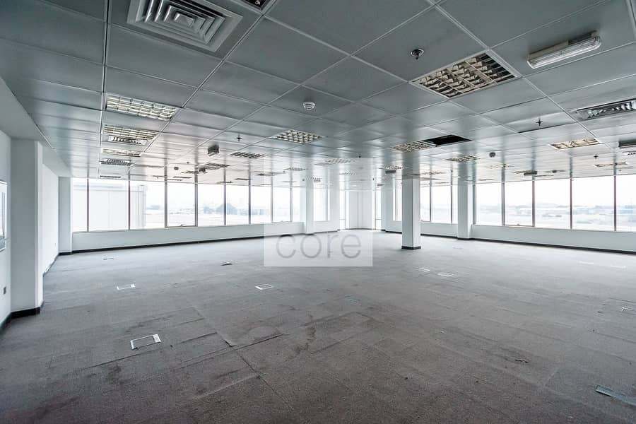 Spacious Full Floor Office | Ideally Located