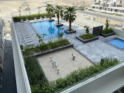 1 Bedroom Apartment for Rent in Dubai South, Dubai - Brand New One Bed Room Parking Pool Gym 26k