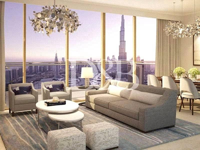 2 Stunning Burj Khalifa View | Ready Soon