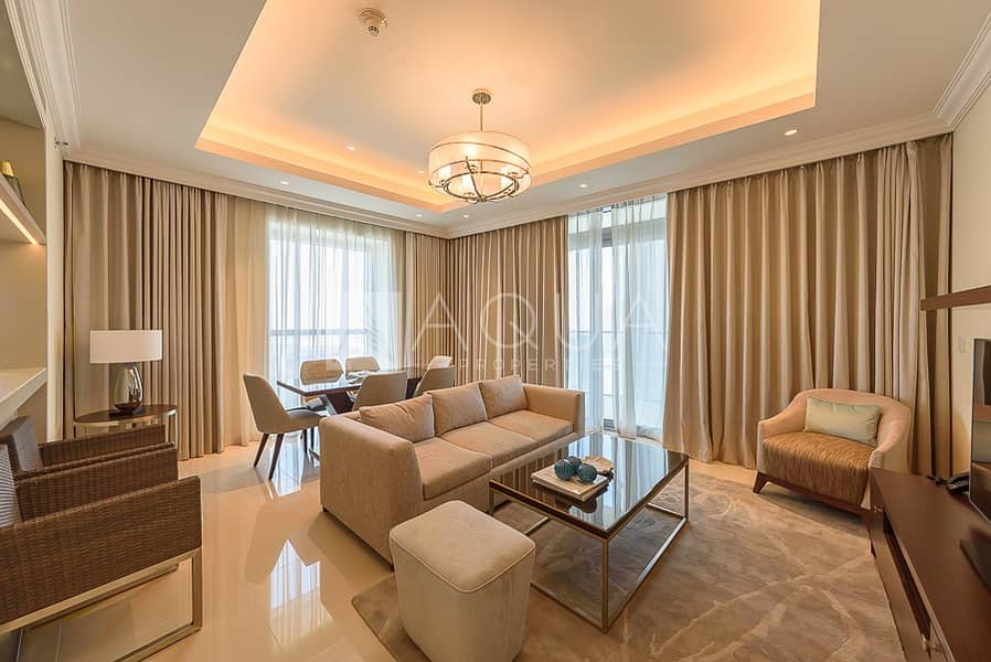 2 Motivated Seller | 2 Beds With Burj Khalifa View