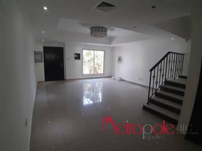 3 Bedroom Villa for Rent in Jumeirah Village Circle (JVC), Dubai - 3 Bed Room  Town House with Private Garden Diamond Views 4  - Upgraded!