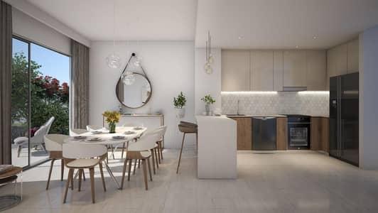 تاون هاوس 3 غرف نوم للبيع في تلال الغاف، دبي - Gated Enclave   2% DLD Waiver   PHPP
