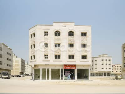 Building for Sale in Muwailih Commercial, Sharjah - Brand new Building in Muwailh for Sale with income: approx 380K In Fantastic location ,4900000 is the required price