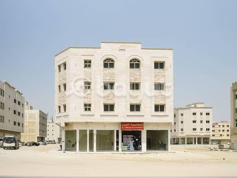 مبنى سكني في تجارية مويلح 4900000 درهم - 4736491
