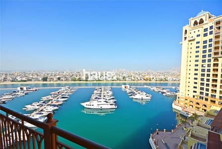 3 Bedroom Apartment for Sale in Palm Jumeirah, Dubai - Vacant Soon | High Floor | B Type | Larger Balcony