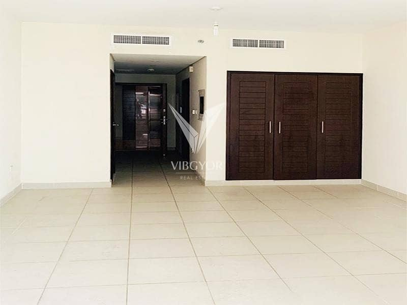 Vacant Studio | Great Condition | Fountain View
