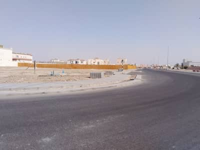 Plot for Sale in Shakhbout City (Khalifa City B), Abu Dhabi - Corner Residential Land In Shakhboot City For Sale