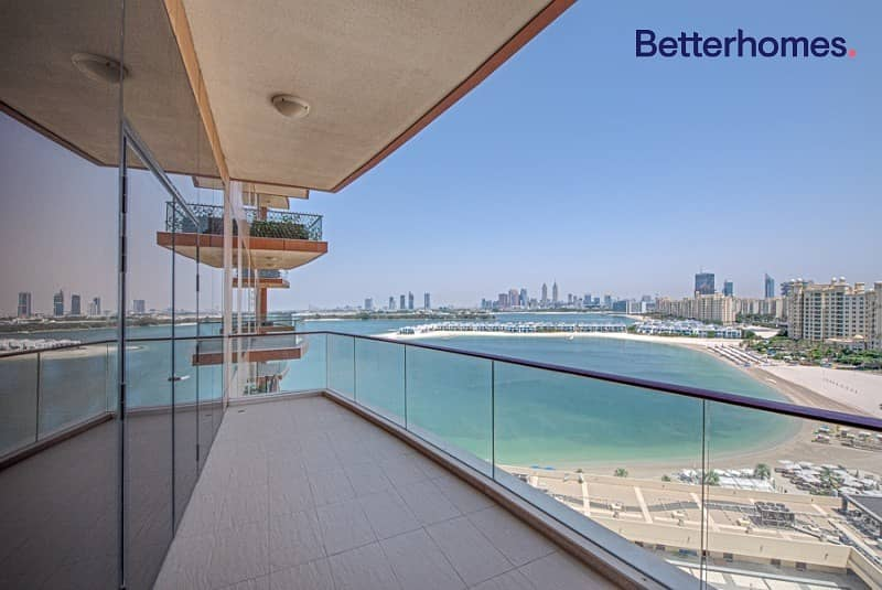 Sea View | High Floor | Vacant | Priced To Sell