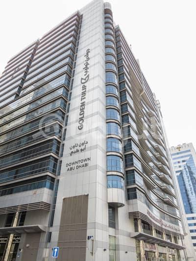 مکتب  للايجار في شارع حمدان، أبوظبي - مکتب في شارع حمدان 150000 درهم - 4736787