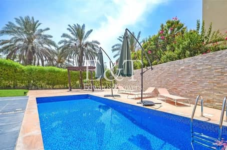 5 Bedroom Villa for Rent in The Meadows, Dubai - Fully Upgraded | Golf Course Views|Private Pool EH