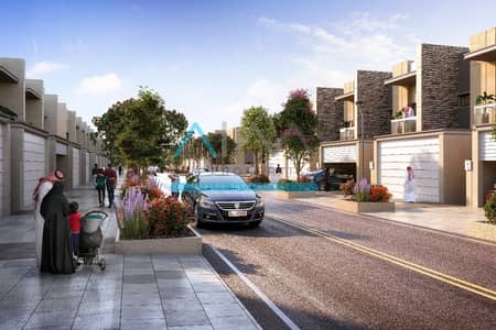 3 Bedroom Townhouse for Sale in Meydan City, Dubai - Opulent 3BR+Maid Villa_5 Min to Burj Khalifa_Gated comunity