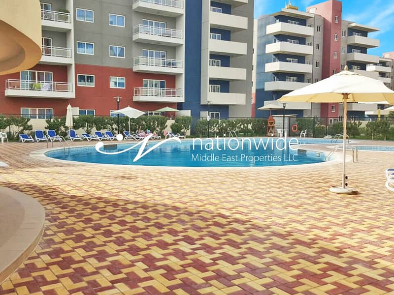 11 Simply Stunning 1 BR Apartment with Storage Room In Al Reef