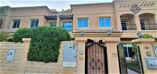 3 Bedroom Villa for Rent in Jumeirah Village Circle (JVC), Dubai - 3BR+1maid w/ balcony in Damond Views JVC