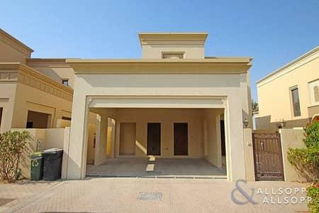 فیلا 3 غرف نوم للبيع في المرابع العربية 2، دبي - Single Row | Vacant 1st September | 3 Beds