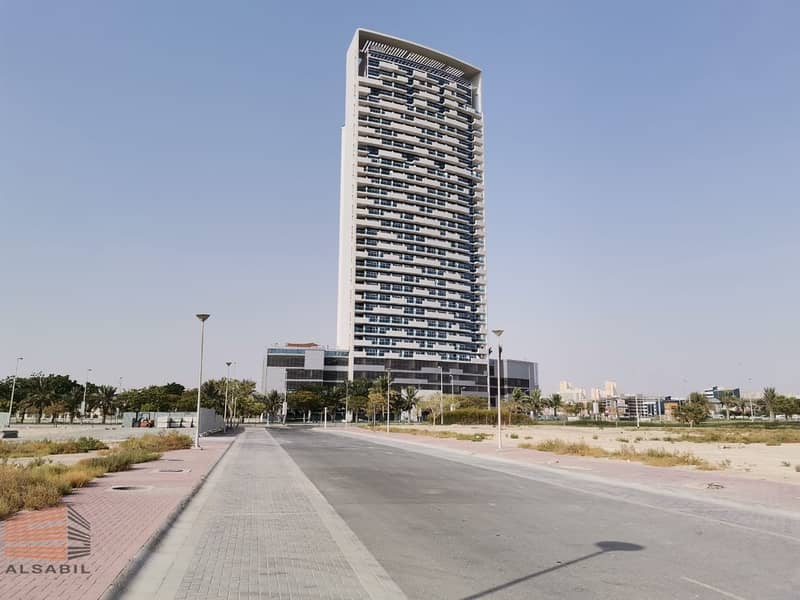 Brand New |Great price | High quality | With Balcony | New studio | in Al Jawhara Tower |