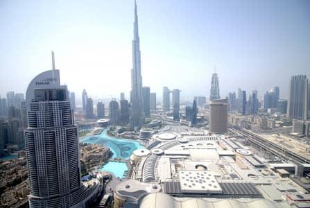 4 Bedroom Apartment for Sale in Downtown Dubai, Dubai - Fountain & Burj View|Two bedroom in Fountain view