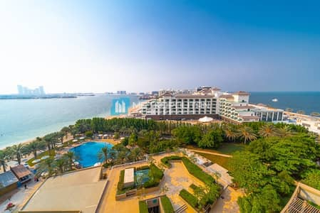 3 Bedroom Apartment for Sale in Palm Jumeirah, Dubai - Sea View | Furnished | 3 bedrooms plus Maid Room