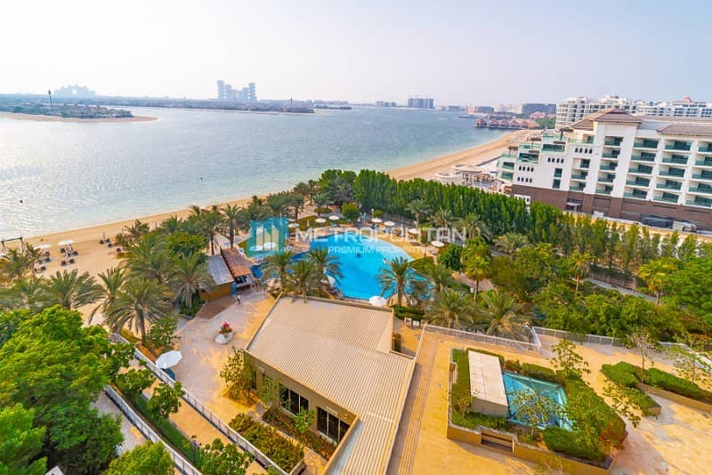 15 Sea View | Furnished | 3 bedrooms plus Maid Room