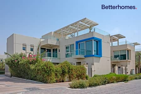 4 Bedroom Villa for Sale in The Sustainable City, Dubai - Corner Plot | Huge Roof Terrace | 4 Bedrooms
