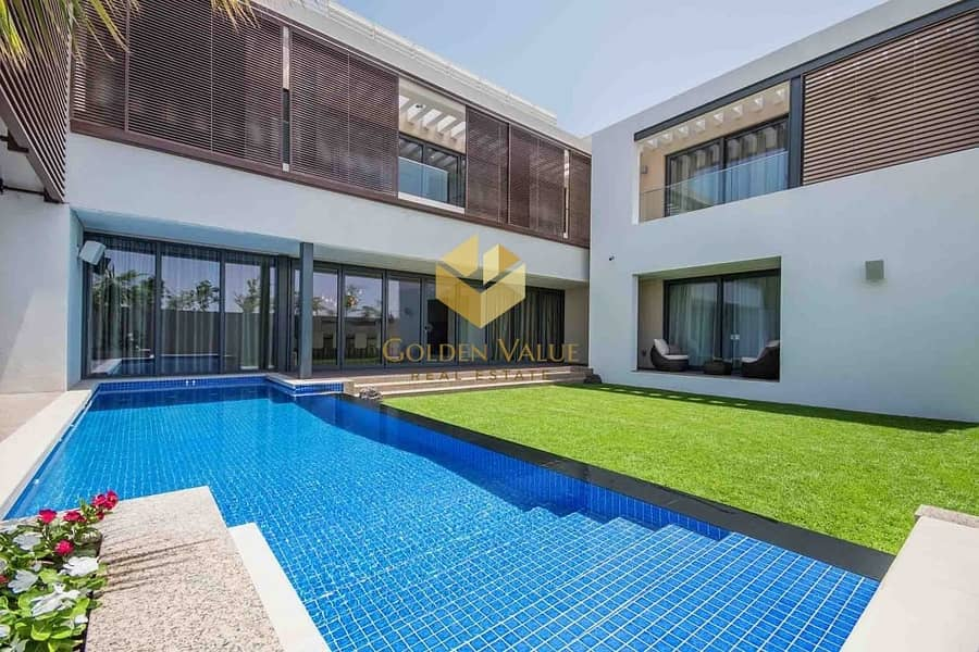 13 Super Luxury  4 bed Living | Private Pool | 75%post hand over |
