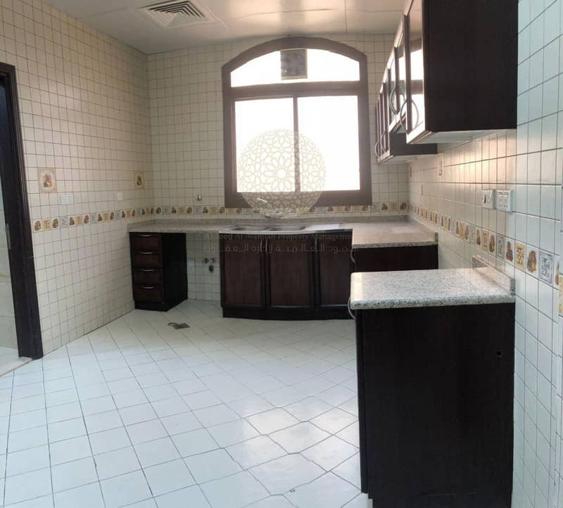 27 STUNNING STAND ALONE 5 BEDROOM VILLA WITH MAID ROOM FOR RENT IN MOHAMMED BIN ZAYED CITY