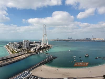 3 Bedroom Hotel Apartment for Sale in Jumeirah Beach Residence (JBR), Dubai - Waterfront living  at the Exclusive location with the view of Arbian Gulf