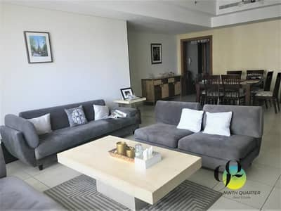 2 Bedroom Apartment for Sale in Jumeirah Lake Towers (JLT), Dubai - Best Layout/Spacious/Marina View 2BR + Maid