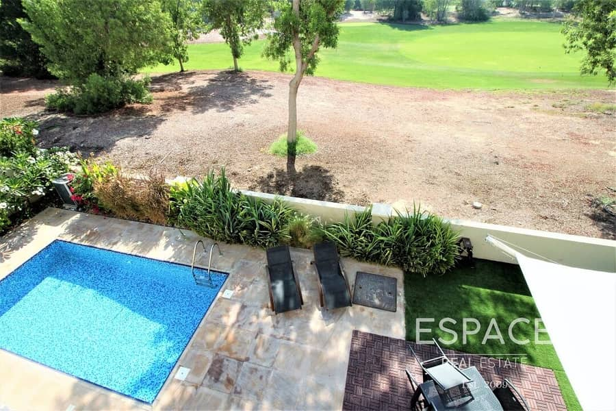 1 New Listing Girona | Pool and Golf View