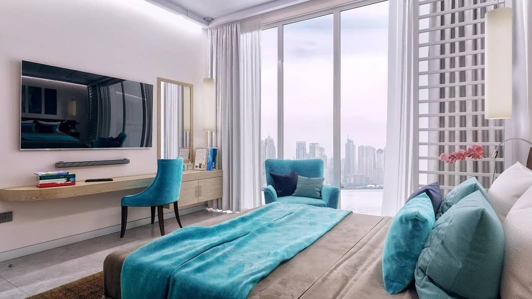Investor Deal 1BR Sea View