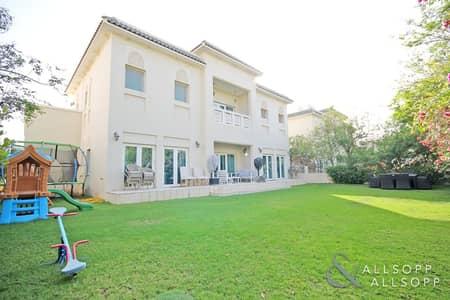 3 Bedroom Villa for Sale in Al Furjan, Dubai - Single Row | Three Bedroom | Quortaj Style