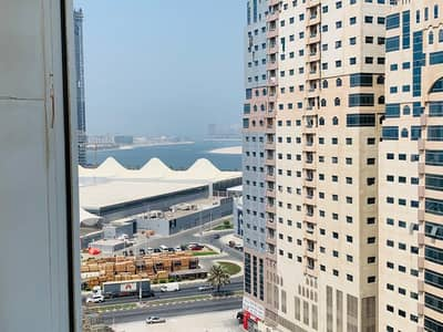 1 Bedroom Apartment for Rent in Al Taawun, Sharjah - 40 Days Free 1Bhk With Balcony Wardrobes Just 27k