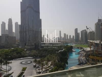 شقة 1 غرفة نوم للايجار في وسط مدينة دبي، دبي - Full Burj Khalifa view | 1BR | Best Amenities!