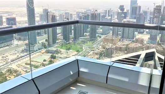 1 Bedroom Flat for Rent in Downtown Dubai, Dubai - All Included & Fully Furnished with Huge Balcony