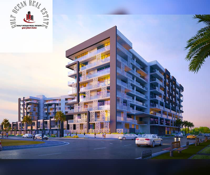 Masdar City I 1 BHK Apartment I Sale I off plan I Ready by 2021