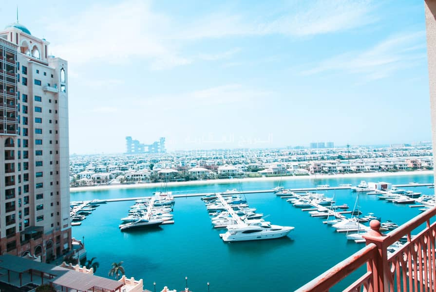 20 Sea View|2-Bedroom apartment in Marina Residence