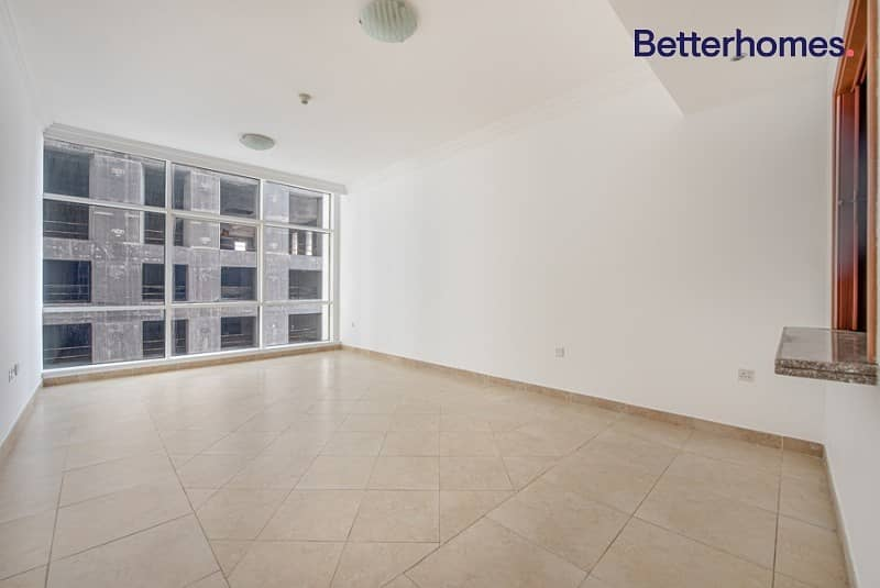 JLT View|Mid Floor|Unfurnished|Vacant |Well Kept