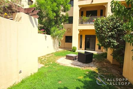 2 Bedroom Flat for Rent in Old Town, Dubai - Two Bedrooms | Garden | Covered Parking<BR/><BR/>