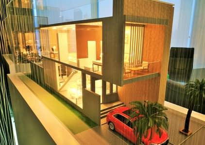 2 Bedroom Villa for Sale in Dubailand, Dubai - 2 Bedroom Loft Townhouse with Large garden
