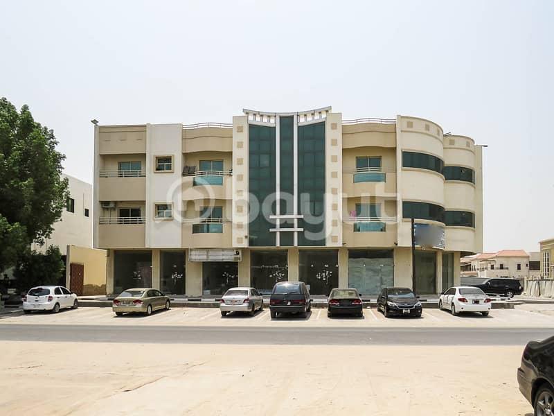 شقة في الروضة 3 الروضة 1 غرف 19000 درهم - 4737945