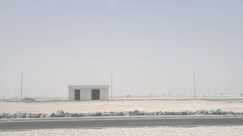ارض صناعية في الظفرة 350000 درهم - 4738003