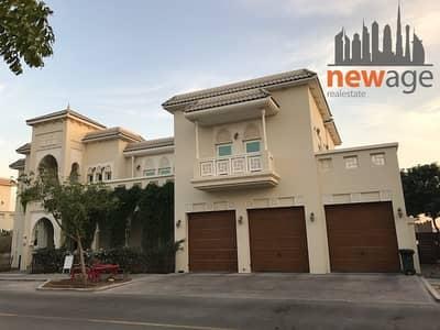 6 Bedroom Villa for Sale in Al Furjan, Dubai - ELEGANT 6BEDROOM WITH HUGE SIZE OF 9500 SQFT l BEAUTIFUL LOCATION l AL FURJAN QUORTAJ STYLE