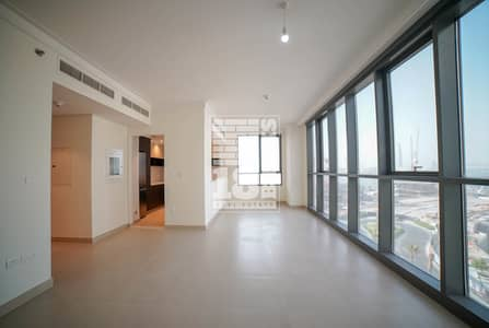 1 Bedroom Apartment for Rent in The Lagoons, Dubai - Brand New | Huge Unit | Partial Water View