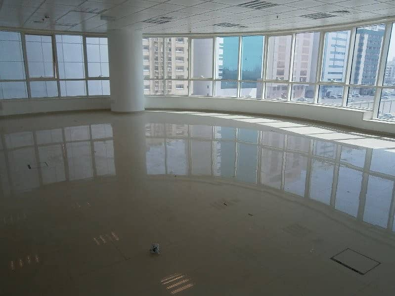 87 sqmt Office space in Commercial building in Airport road Abu Dhabi